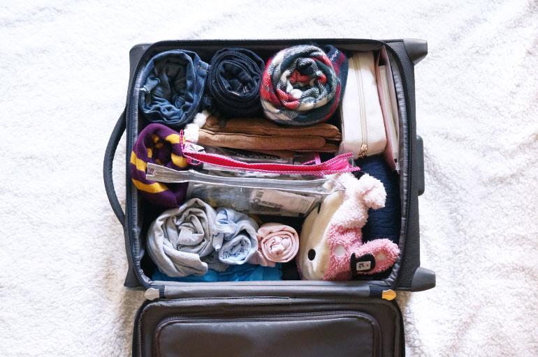 valise technique peits rouleaux